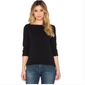 Standard James Perse Cowl Boat Neck Top 4